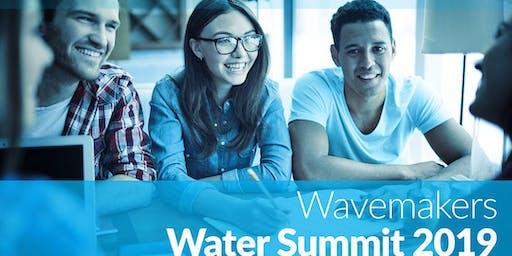Wavemakers Water Summit 2019