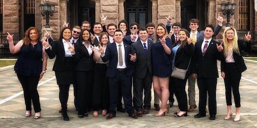 Scott Presler is Registering Voters at Texas Tech University in Lubbock