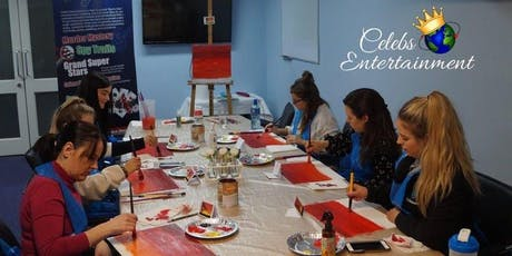 Paint & Sip Cork - Social Paint Class with Free Prosecco tickets
