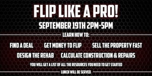Flip Like a Pro!