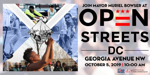 Mayor Muriel Bowser Presents Open Streets DC