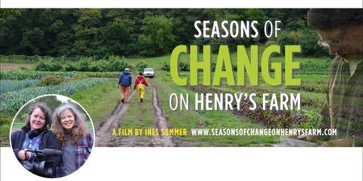 Sneak Preview of Seasons of Change on Henry's Farm
