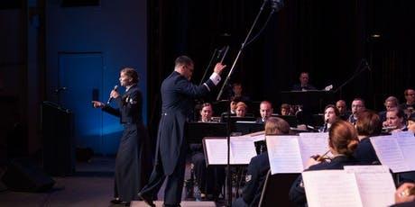 US Air Force Band of the Golden West Concert Band in Stockton tickets