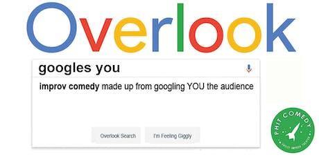 Overlook Googles You tickets