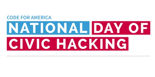 National Civic Day of Hacking - North Texas
