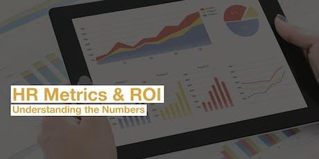 HR Metrics & ROI - Understanding the Numbers tickets