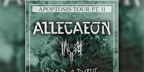 Allegaeon tickets