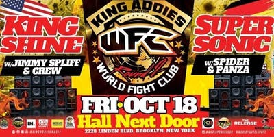 World Fight Club Round 2