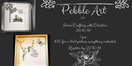 Off The Books: Pebble Art tickets