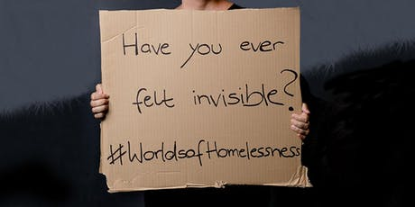 WORLDS OF HOMELESSNESS: DAY 2 tickets