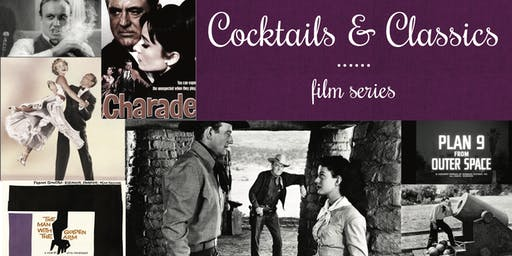 Cocktails & Classics Film Series at RI Spirits