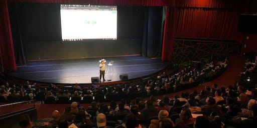 CONFERENCIA GRATIS DE GOOGLE Y REDES SOCIALES PARA EMPRESAS EN CDMX 2.00 PM