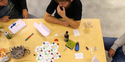 Board Games Mty presenta: ¿Cómo diseñar un juego de mesa?