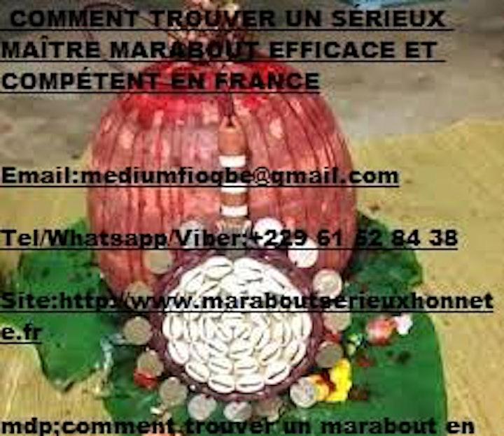 Image pour COMMENT-TROUVER-UN SÉRIEUX-MAÎTRE MARABOUT-EFFICACE ET COMPÉTENT EN FRANC