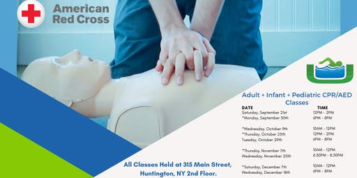 Pediatric First Aid/CPR/AED (Blended Learning)