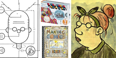 Chris Ware and Lynda Barry at the Brattle Theatre tickets
