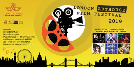 London ArtHouse Film Festival tickets
