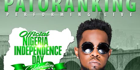 Official Nigerian Independence Celebration tickets