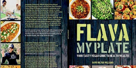 """Flava My Plate""  Book Release, Signing & Gnosh Event @Centre Stage tickets"