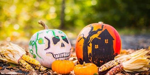 Client Appreciation Pumpkin Painting Party!