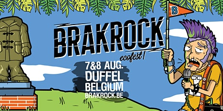 Brakrock 2020 billets
