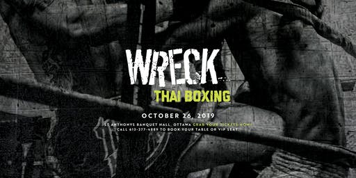 Wreck ThaiBoxing