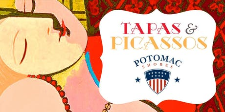Tapas and Picassos Paint Party! tickets