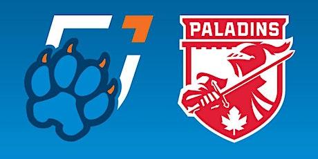 Ontario Tech Men's Hockey vs. RMC Paladins tickets
