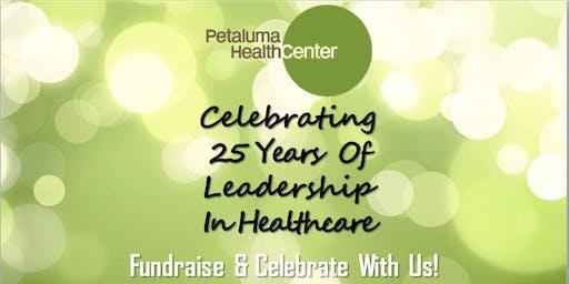 Petaluma Health Center 25 year Anniversary Fundraiser