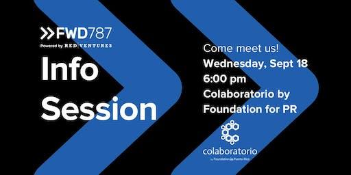 FWD 787 Info Session | San Juan