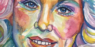 Rad Women Portrait Painting Workshop Series w/ Rebecca Holopter