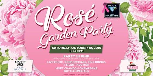 Rosé Garden Party - Blue Martini Las Vegas
