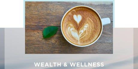 Sunday Funday - Wealth & Wellness tickets