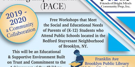 PACE - Parent Academic Coaching Empowerment tickets