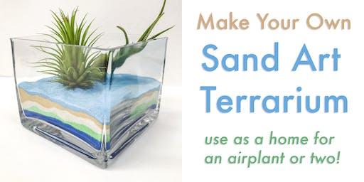 Sand Art Terrariums