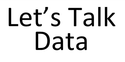 Let's Talk Data