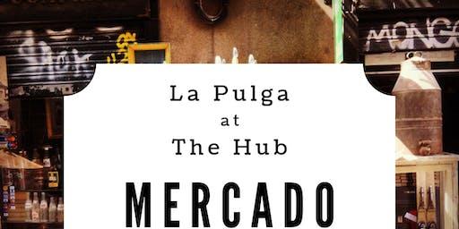 La Pulga at The Hub, an Open-Air Flea Market by Women