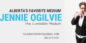 Jennie Ogilvie - The Comedian Medium, LIVE in Thunder...
