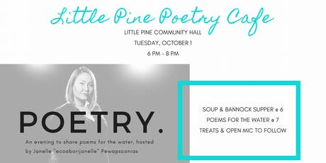 Little Pine Poetry Cafe tickets