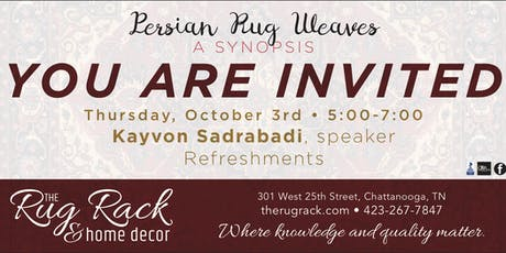 Persian Rug Weave: A Synopsis tickets
