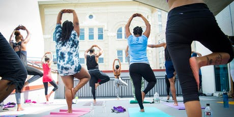 Rooftop Soul Yoga Durham tickets
