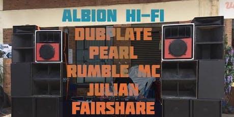 Albion Kids Show Charity Fundraiser w/ Albion Hifi, Dubplate Pearl, Julian Fairshare, Rumble MC + More tbc tickets