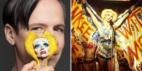 The Mattachine: A Hedwig Experience featuring John Cameron Mitchell tickets