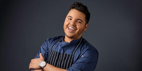 Chef Chris Valdes Cooking Demo at NYC William Sanoma tickets