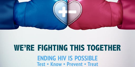 United We Can: HIV/AIDS stops here, Opiate Prevention starts with us!