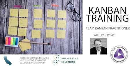 Kanban Training: Team Kanban Practitioner (TKP), Orange County|Nov 2019 tickets