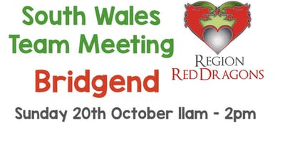 South Wales Team Meeting & Training Event