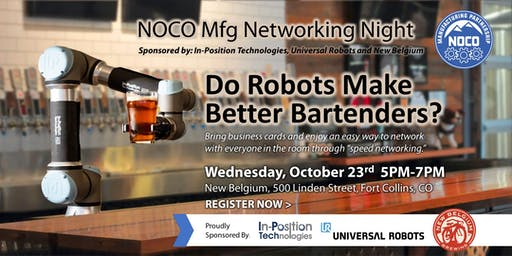 """Do Robots Make Better Bartenders?"" 