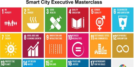 Smart City Executive Masterclass, Sydney tickets