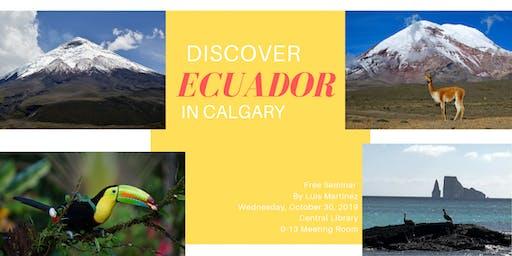 Discover Ecuador